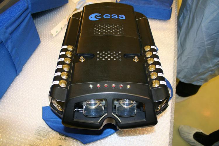 Trójwymiarowa kamera ERB-2