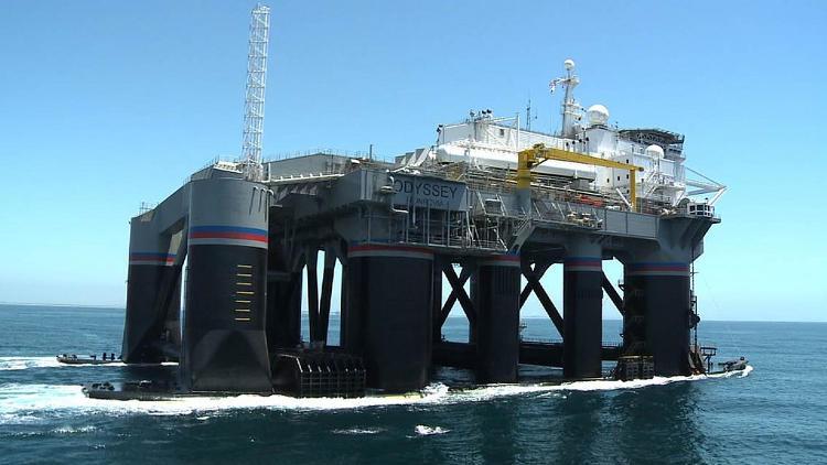 Platforma startowa Ocean Odyssey