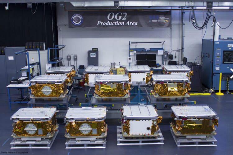 Sztuczne satelity systemu ORBCOMM