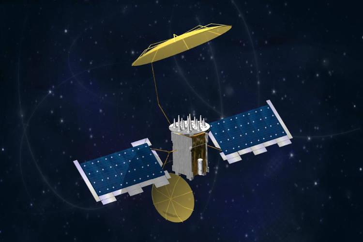 Satelita systemu MUOS