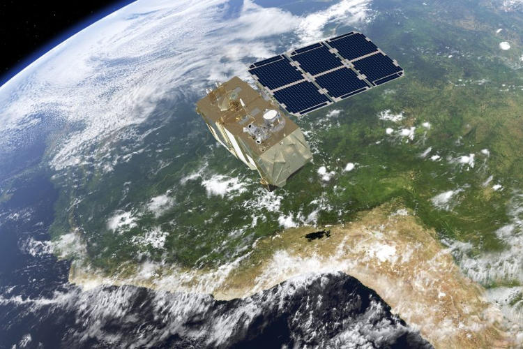 Sztuczny satelita Sentinel-2B